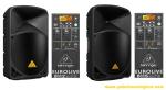 Speaker Aktif Behringer EUROLIVE B115MP3 danB112MP3